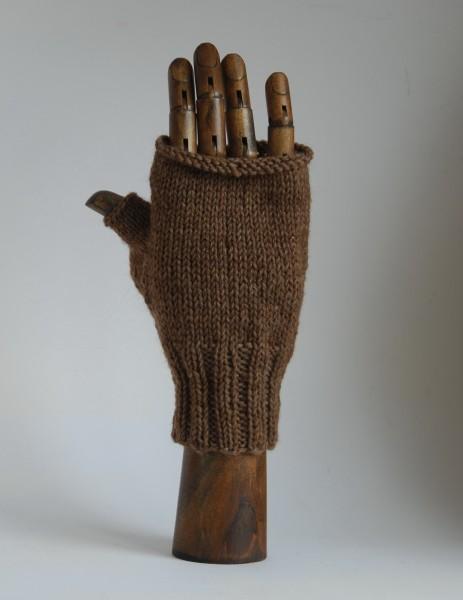 Stulpe, fingerloser Handschuh NOUGAT