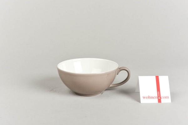 Dibbern Solid Color Teetasse kiesel