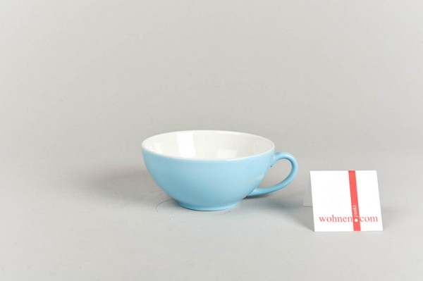 Dibbern Solid Color Teetasse hellblau