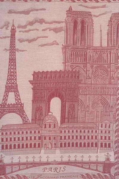 Geschirrtuch PARIS Le Jacquard Francais