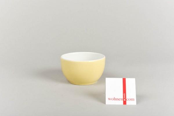 Zuckerschale vanille Dibbern Solid Color