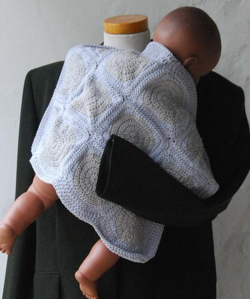 Häkeldecke für Babies Baumwolle CIRCLES
