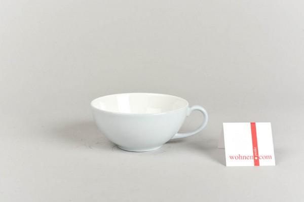 Dibbern Solid Color Teetasse lichtgrau
