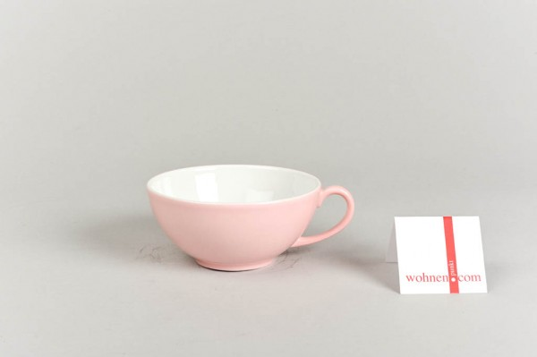 Dibbern Solid Color Teetasse zartrosa