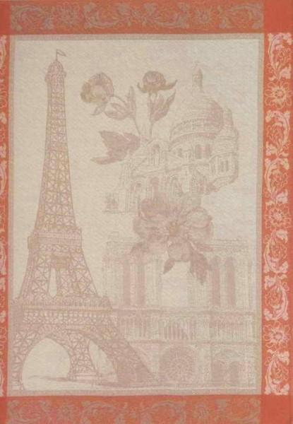 Geschirrtuch PARIS EN FLEUR Le Jacquard Francais