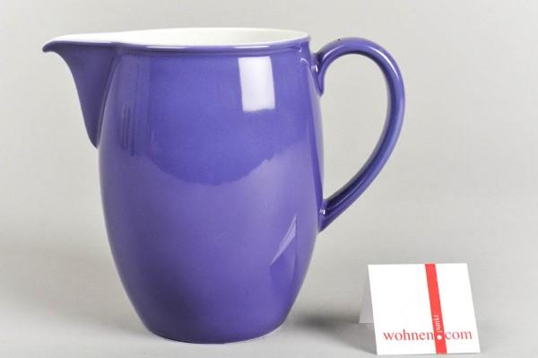 Dibbern Solid Color Krug 1 l violett