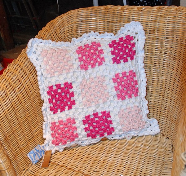 Kissenhülle Rosalie I 40 X 40 Cm Rosa Puder Pink Kissenbezüge