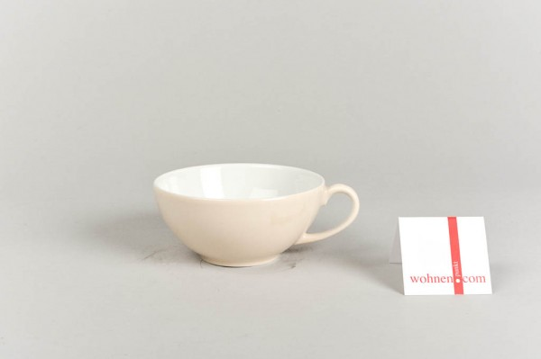 Dibbern Solid Color Teetasse sand